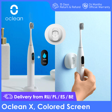 Electric Toothbrush Automatic Ultrasonic Fast-Charging Waterproof Oclean-X-Oclean-X-Sonic