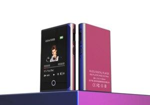 Image 5 - RUIZU M2 8 GB/40 GB w pełni dotykowy ekran odtwarzacze Bluetooth przenośna muzyka Audio z radiem FM nagrywanie E book odtwarzacz wideo MP4
