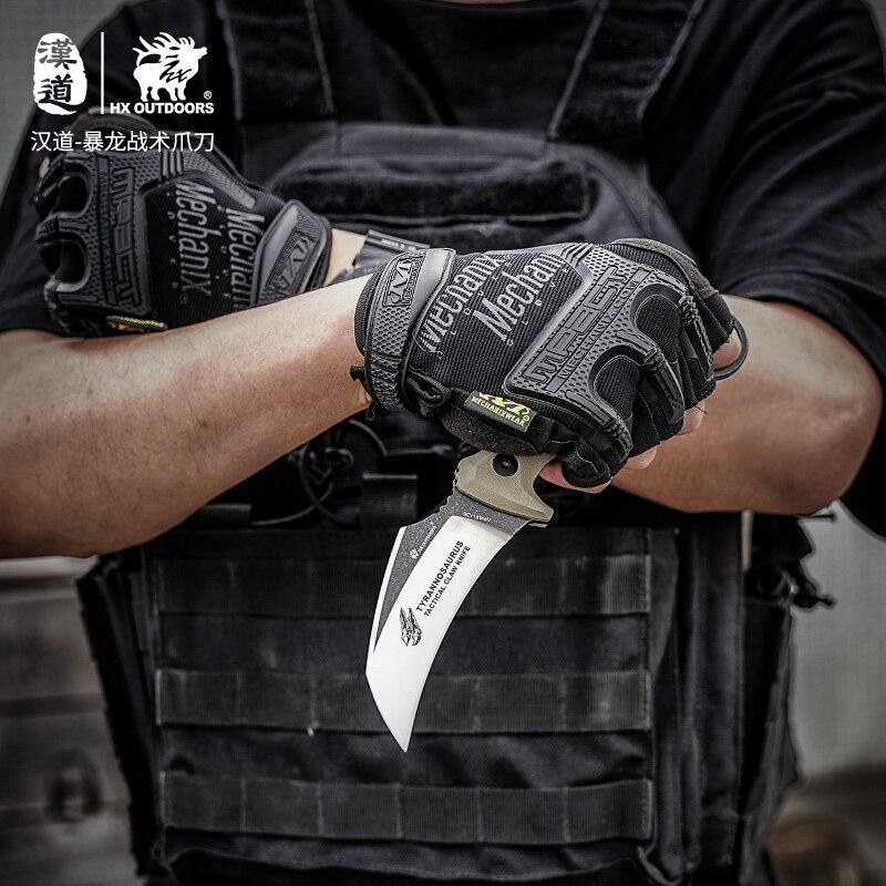 home improvement : Ganzo Firebird FH11 FH12-SS FH12 FH13-SS FH13 60HRC D2 blade G10 or Carbon Fiber Handle Folding knife outdoor Survival tool