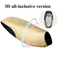 1pcs Motorcycle Seat Cover Waterproof Sun Insulation Scooter Seat Cushion Protect|Seat Covers|Automobiles & Motorcycles -