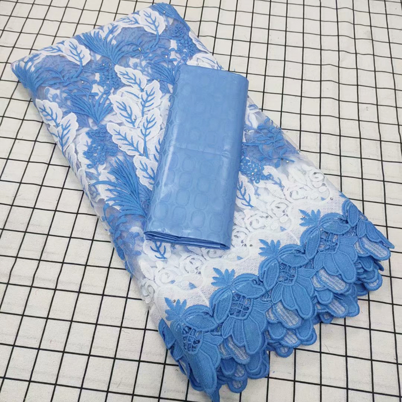 Dernière dentelle africaine tissu bazin riche getzners africain français tulle net dentelle 2.5 + 2.5yards bazin riche tissu pour robe