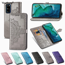 For Huawei Honor V30 Pro Case 3D Luxury Cloth Fabric Leather Shell Rubber Phone Case For Honor V30 Pro Cover For Honor V30 Pro 2 1mm thick luxury bumper case for huawei honor v30 germany bayer material case honor v30 pro independent plating button cover