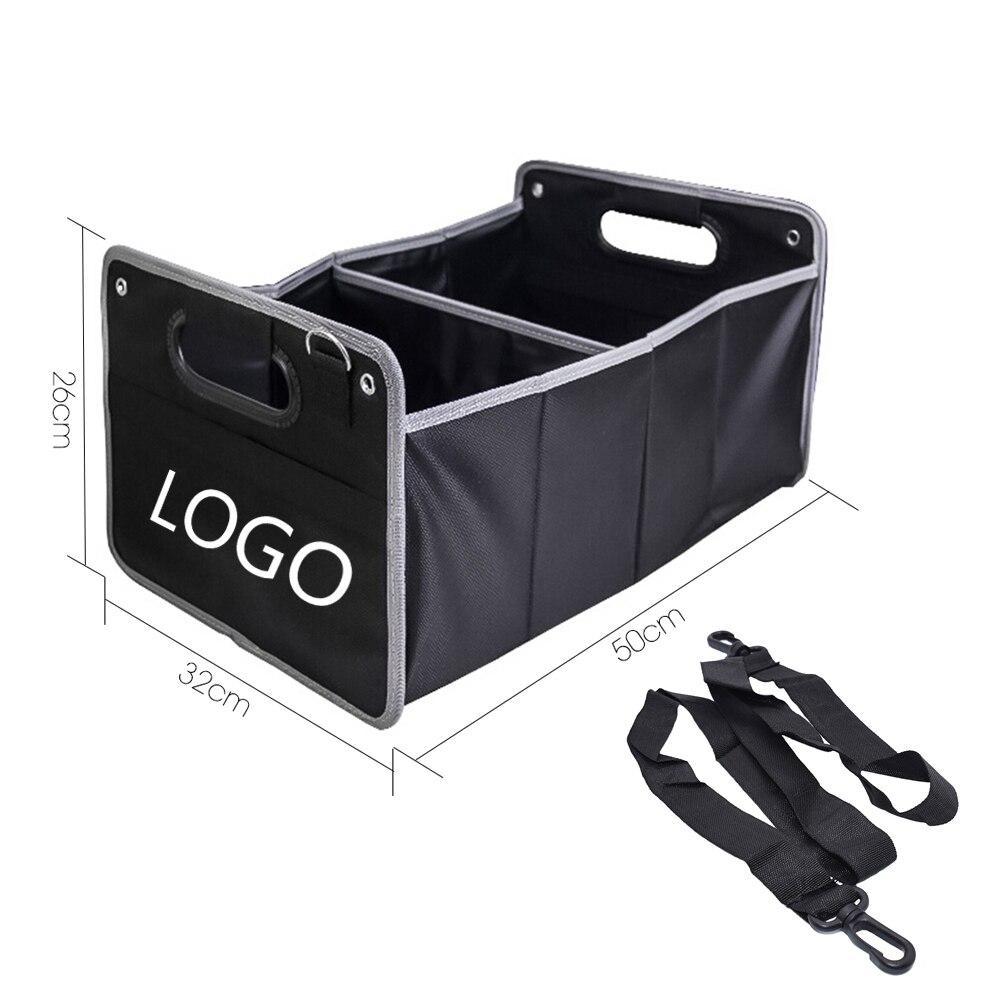 Foldable Storage Box Car Truck Organizers Tools Containers nest for Volvo XC60 S60 S40 S80 S90 V40 V60 V70 V50 C30 XC90 T4 T5 T6