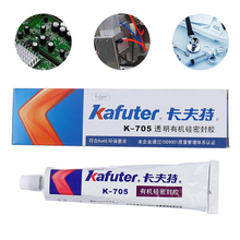45g Silicone Industrial Adhesive 705 RTV Silicone Rubber Transparent Glue
