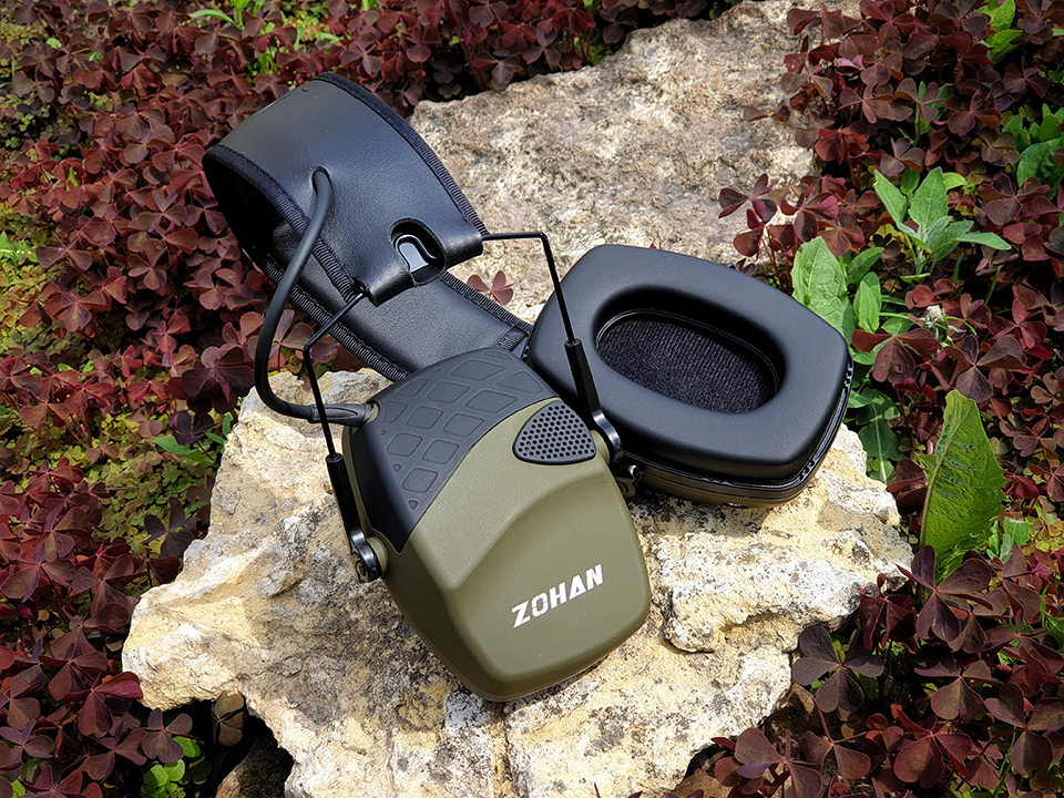 H35f6b103c8574d078c1a9f828a9fdb20y - หูฟังลดเสียง ป้องกันหู ที่ปิดหู ลดเสียงดังที่ได้ยิน ลดการได้ยินเสียง NRR22dB Professional
