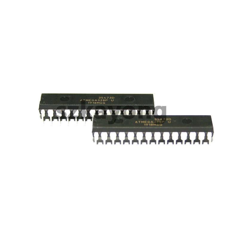 ATMEGA328P-PU ATMEGA328PB-AU ATMEGA328P-AU ATMEGA328P-MU QFP DIP SMD nieuwe en originele IC ATMEGA328P-U