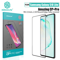 Für Samsung Galaxy S10 Lite Gehärtetem Glas Nillkin CP + Pro Anti-Explosion Screen Protector Für Samsung Galaxy S10 lite Film