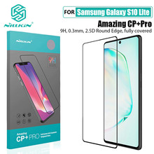 Nillkin CP+ Pro 2.5D Full Cover Tempered Glass Film For Samsung Galaxy S10 Lite Anti-Explosion Screen Protector(China)