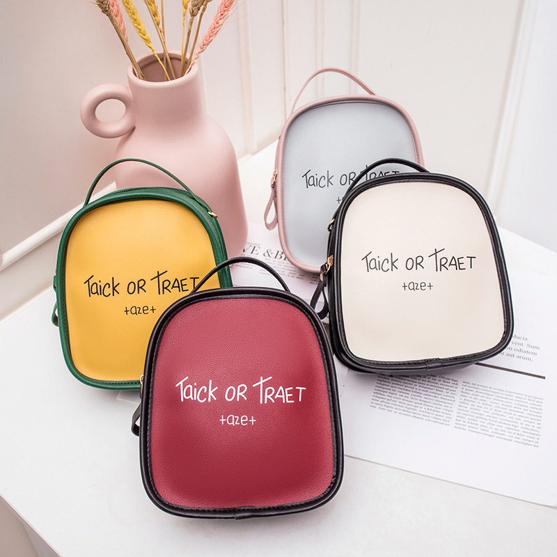 2020 New Fashion Leisure Bag Women Versatile Trend Korean Mini Backpack Wholesale