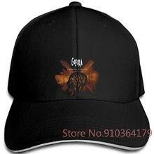 Gojira – casquette de Baseball pour hommes et femmes, chapeau de Baseball réglable, avec remise sur le Style de L'Enfant Sauvage, noir