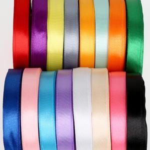 Случайный цвет смешивания 15 видов цветов, 30 ярдов/партия Ширина 13 мм атласная лента для DIY украшения свадебной вечеринки подарочные упаковочные принадлежности