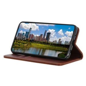 Image 5 - Etui na telefon do Samsung Galaxy Note 20 Ultra skrzynki pokrywa skóra bydlęca PU skóra magnetyczna odwróć okładka książki do Samsung S20 Ultra Plus