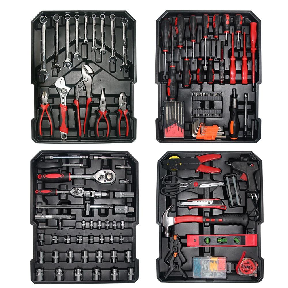 DTBD Professionelle 20 stücke Tool Box Set Haushalt Werkzeug Set ...