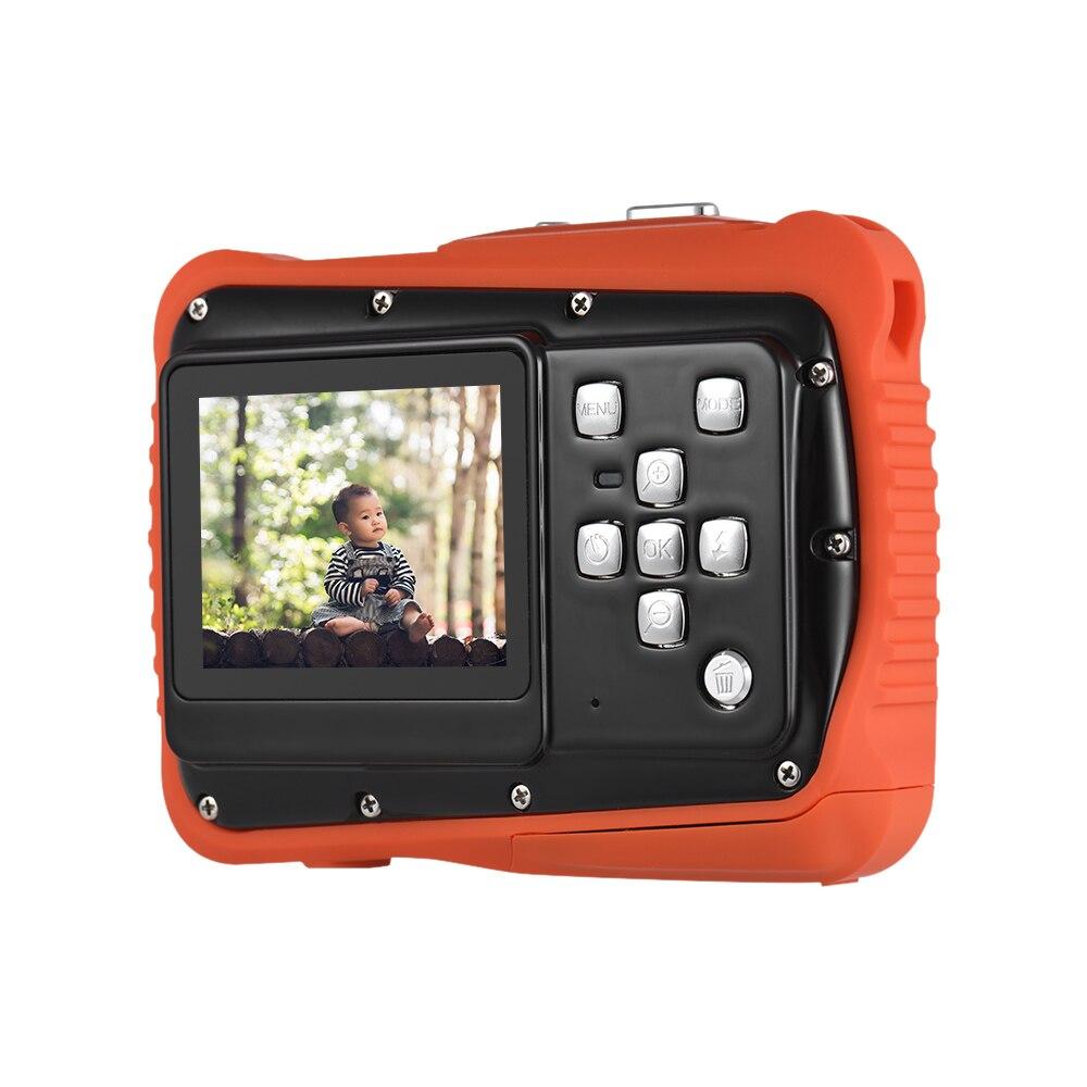 720P Mini Portable HD appareil photo numérique caméscope 5MP étanche avec Microphone intégré pour enfants enfants étudiants filles cadeau
