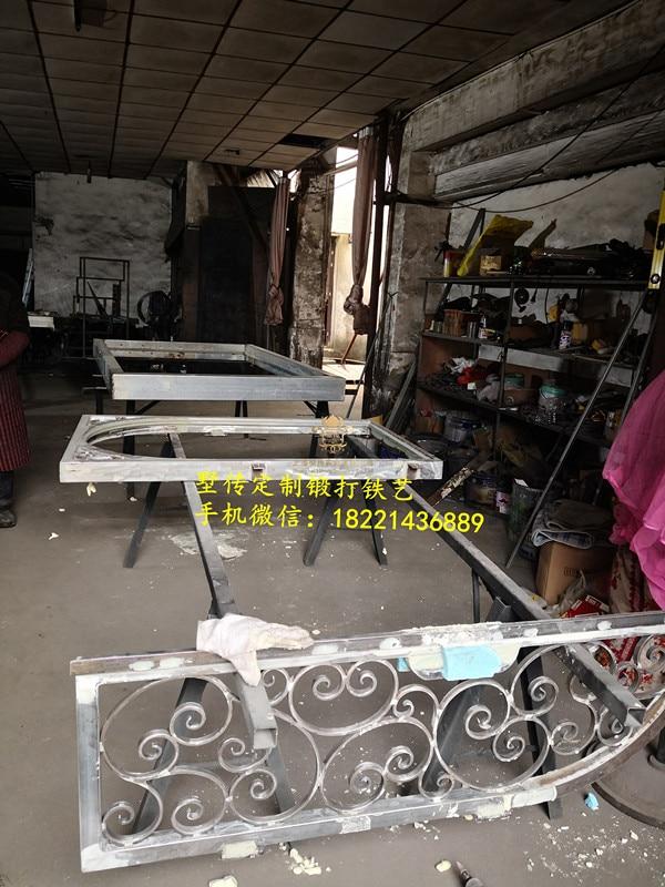 Shanghai Hench Brand China Factory 100% Custom Made Sale Australia Iron Security Screen Doors
