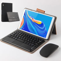 Case For Huawei Mediapad M6 8.4 inch VRD AL09 W09 Protective Cover Bluetooth keyboard Protector for Huawei M6 8.4 Tablet Case
