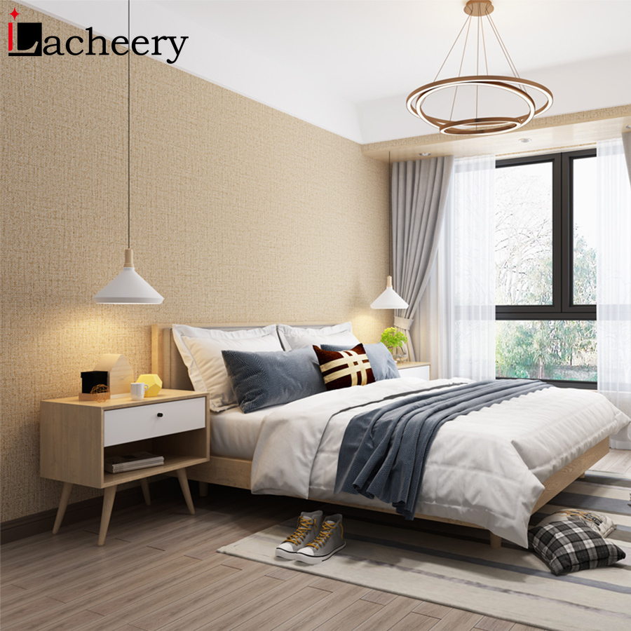 1M/2M Home Decor Decals Solid Color Self Adhesive Wallpaper Vinyl Waterproof Stickers Living Room Wall Renovation Contact Paper