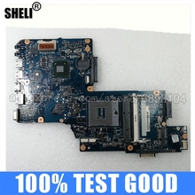 Sheli H000052360 H000052590 Main Board Voor Toshiba Satellite C850 L850 Laptop Moederbord SLJ8E HM76 Gma Hd DDR3 Volledige Getest