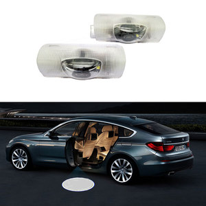 2x LED Car Welcome Door Light Logo Projector For Toyota Camry 4 Runner Avalon Highlander Land Cruiser Prius Sequoia Venza Tundra(China)