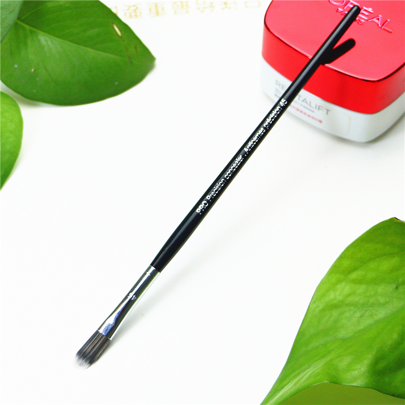 45#  Professional Concealer Brush High Quality  Makeup Brush  Precision Concealer Brushes Beauty Makeup Tool Foundation Brushes