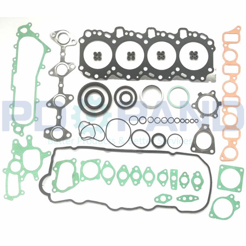 1KD-FTV Full Engine Rebuilding Gasket Set 04111-30050 04111-30021 For <font><b>Toyota</b></font> <font><b>Land</b></font> <font><b>Cruiser</b></font> PRADO <font><b>J9</b></font> KDJ90 KDJ95 D-4D 3.0D image
