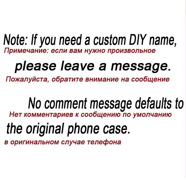 DIY Name Custom Phone Case For iPhone Fashion Customized Marble Soft TPU Cover 5
