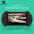 Игровая консоль Powkiddy X15 на Android, 5,5 дюйма, 1280*720, четырехъядерный процессор MTK8163, 2 Гб ОЗУ, 32 Гб ПЗУ