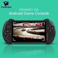 Powkiddy-consola X15, portátil, Android, pantalla 5,5