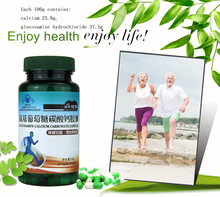 Glucosamine Sulphate and Chondroitin with Calcium Glucosamine Joint Pain Relive Arthritis Glucosamine Supplement