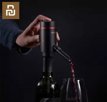 New Circle Joy dispensador de vino eléctrico inteligente, dispositivo de carga con batería de litio y USB