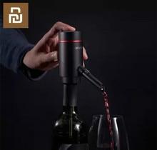 Yeni daire Joy akıllı elektrikli şarap kalıntı şarap dağıtıcı hızlı hangover seti USB lityum pil şarj
