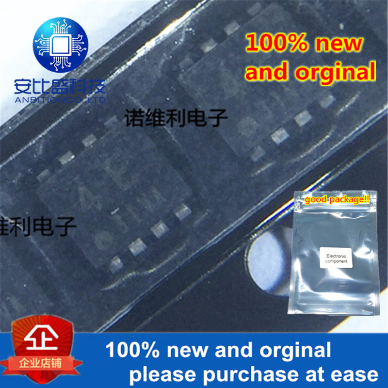 10pcs 100% New And Orginal FC8V22090L Silk-screen 4E SOT-8 SINGLE SCHMITT-TRIGGER INVERTER GATE In Stock
