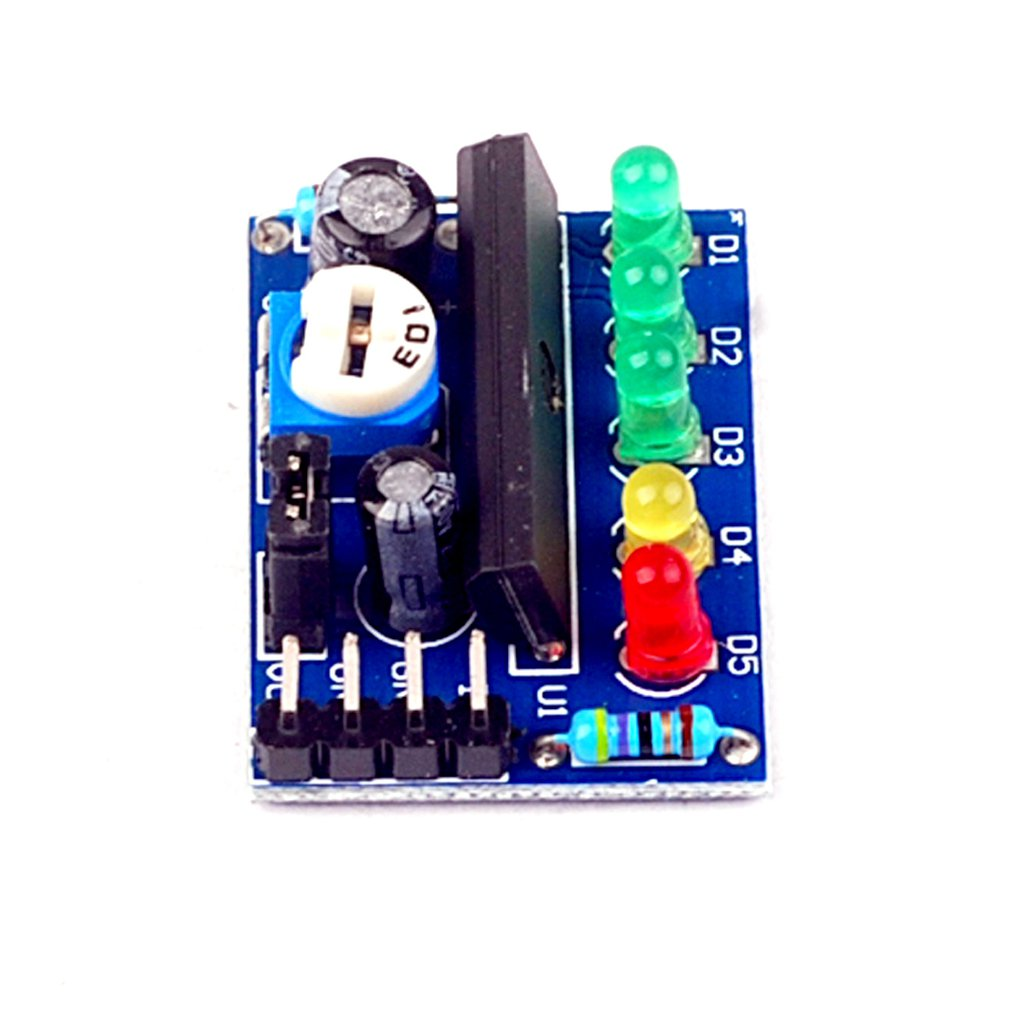 KA2284 Level Power Indicator Module LED Light Level Indicator Audio Level Indicator Battery Indicator Module