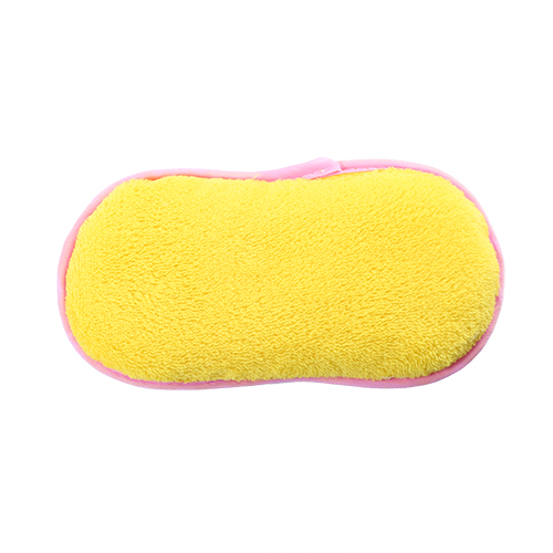 Dishcloth is non oily Thick cleaning cloth Multifunctional absorbent coral fleece Home kitchen cleaning rag dish