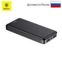 External Battery baseus power bank M36 wireless charger 10000mAh