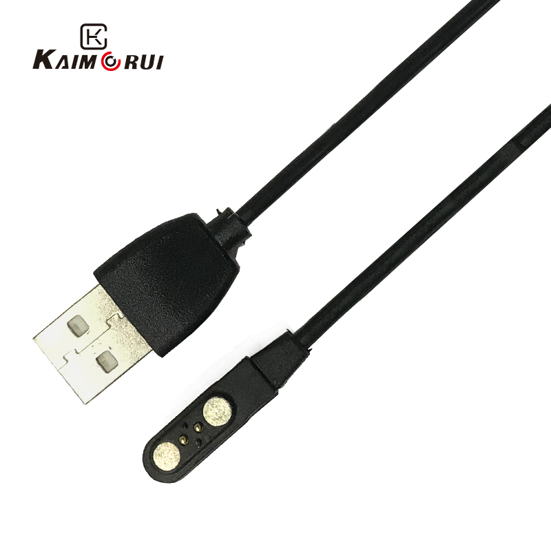 Original KW10 Smart Watch Charger For KW20 KW88 Pro KW17 KW18 KW06 KW99 Pro KC06 GV68 Smartwatch Smart Bracelet Charging Cable