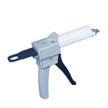 10:1 50ml AB Epoxy Glue Gun and Cones