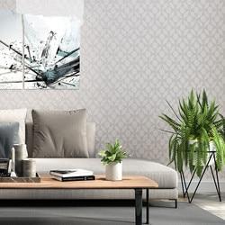 Хорошее качество, скандинавские обои, чистый цвет, 3D стерео решетки, обои для дома, гостиной, спальни, отеля, современный Минимализм
