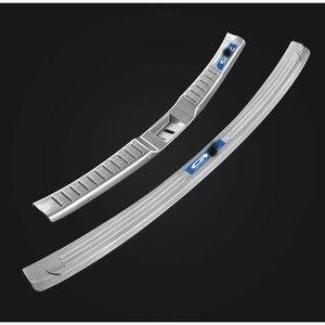 Защитные панели подходят для задних панелей 17 to19 CRV 2019 для Honda CRV, защитные панели для резервных коробок, специальная арматура для задней двер...
