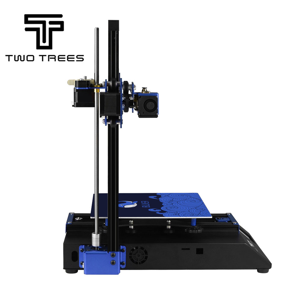 BLUER TWO TREES 3D Printer with Touch screen for High Quality Printing 1