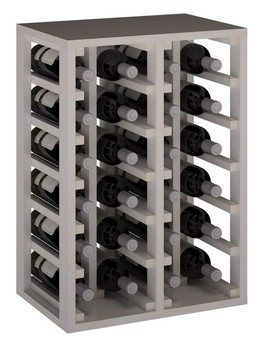Botellero clásico 24 Botellas Blanco недорого