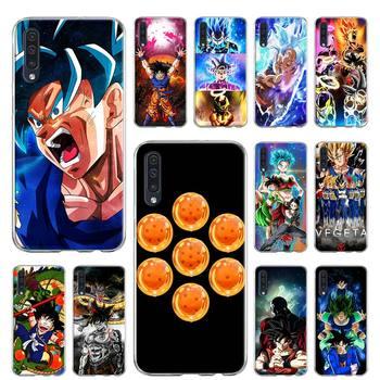 Перейти на Алиэкспресс и купить Чехол для Samsung Galaxy A51 A71 A50 A70 A10 A20 A30 A40 A11 A21 A31 A41 5G чехол Dragon Ball Z