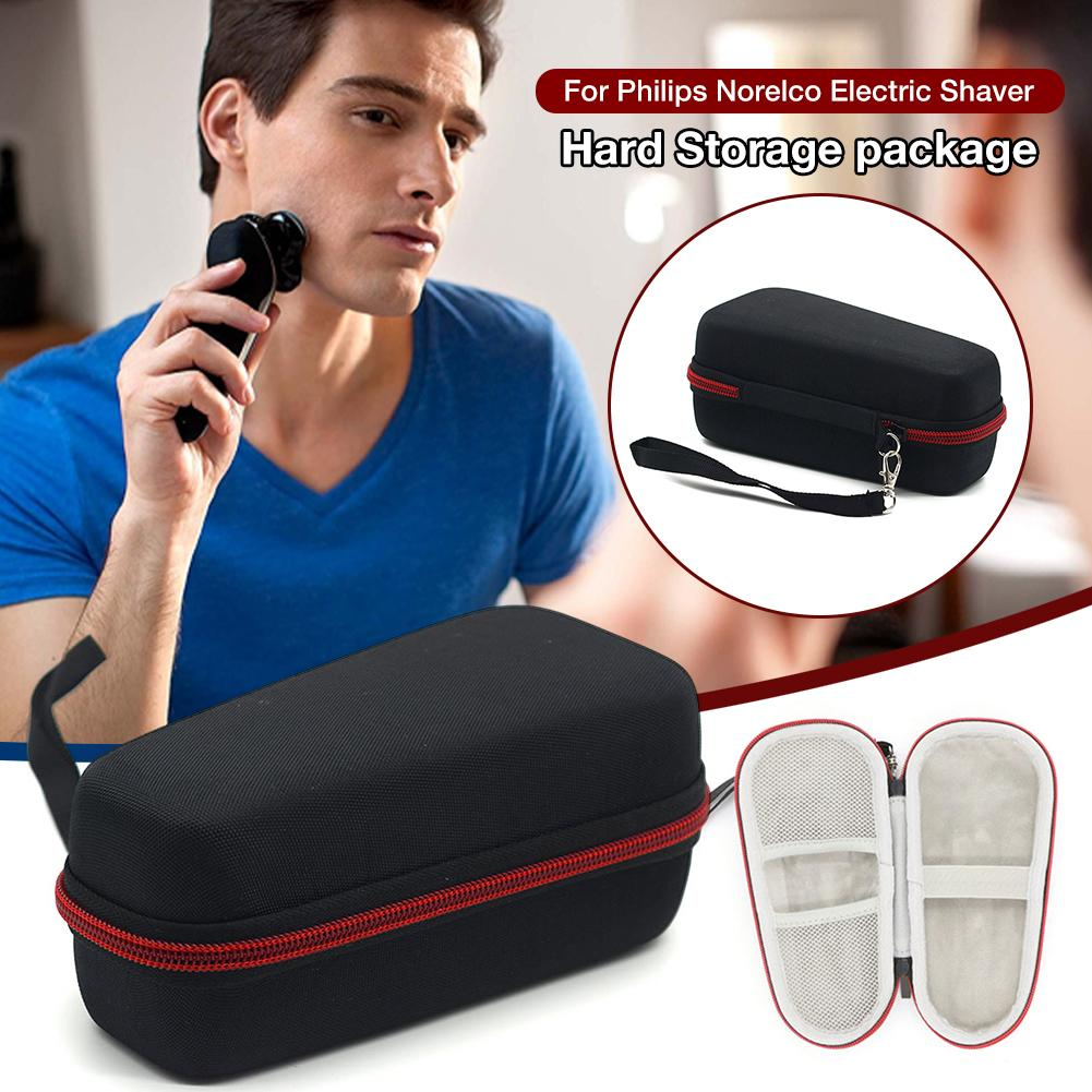 Carrying Case For Philips Electric Shaver Case Travel Carry Protective Bag Case  Men's Electric Trimmer And Shaver Storage