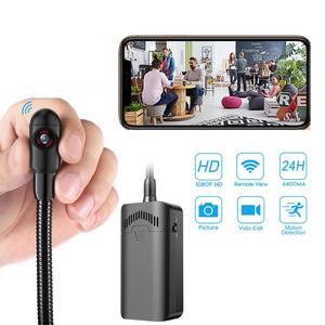 Image 4 - JOZUZE wireless DIY Mini Camera Remote Monitoring Wifi HD Video Recorder Micro Camcorder Mini Cam Motion Detection DV camera
