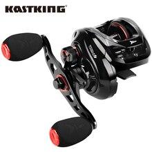 KastKing Royale Legend II катушка для заброса 7,2: 1 5,4: 1 Передаточное отношение катушка для карпа Магнитная двойная тормозная система 8 кг катушка для ловли