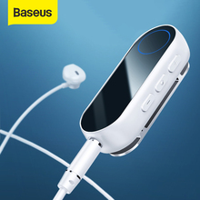 Baseus Thiết bị phát Bluetooth Không Dây Đầu Nhận Bluetooth cho Tai Nghe Tai Nghe Speakr 3.5 AUX Kết Nối Âm Thanh Bluetooth đầu thu