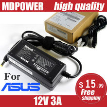 Mdpower untuk Asus EeePC T91MT VX6 X101CH Notebook Laptop Power Supply Daya AC Adaptor Kabel Charger 12V 3A(China)