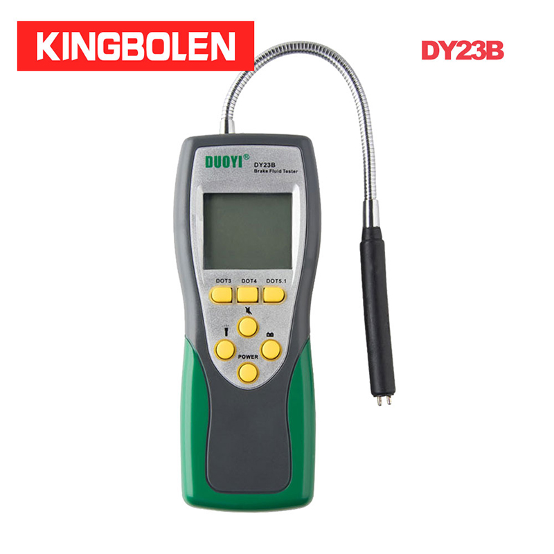 DY23b Automative Brake Fluid Tester Duoyi With Digital LCD Display 9V Battery DY23 Plus DOT 3/4/5.1 DY23B