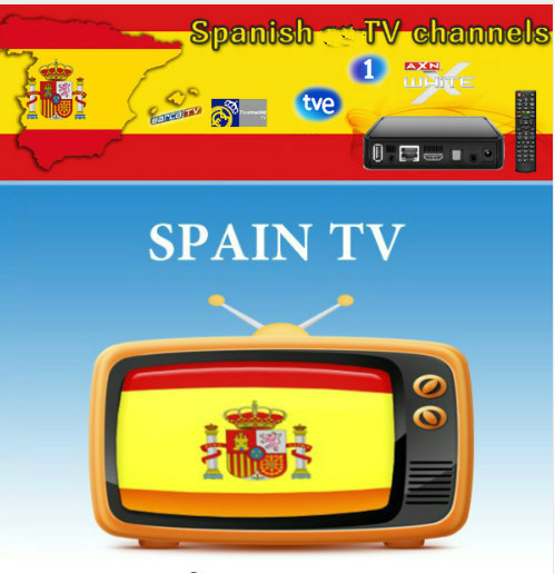 Spain US IPTV Subscription Europe Spain Portugal  LiveTV And VOD Latin Channel For Android TV Box   XXX