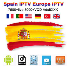 IPTV Europe IPTV M3U subscription Spain Portugal 1 Year Italy UK Germany Greece TV Channels for Smart TV Android TV Box Enigma2 электронный конструктор electronic blocks лампочка yj 188171445 1csc 20003424